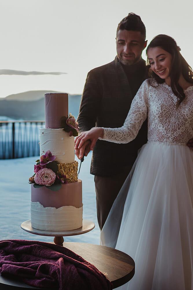 Hochzeitstorte-Südtirol
