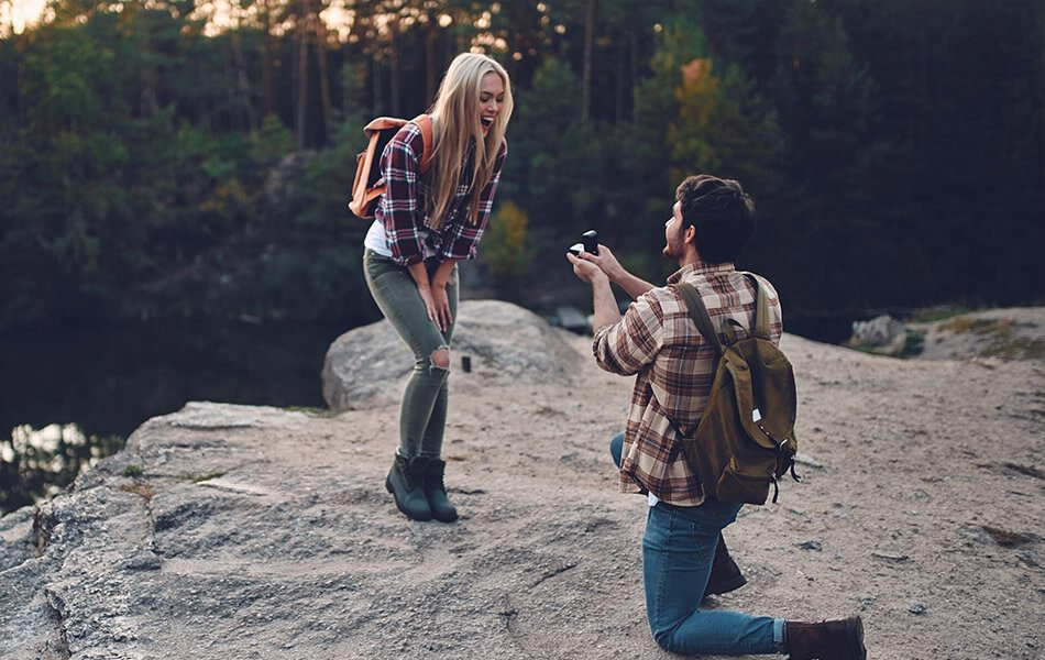 Heiratsanträge