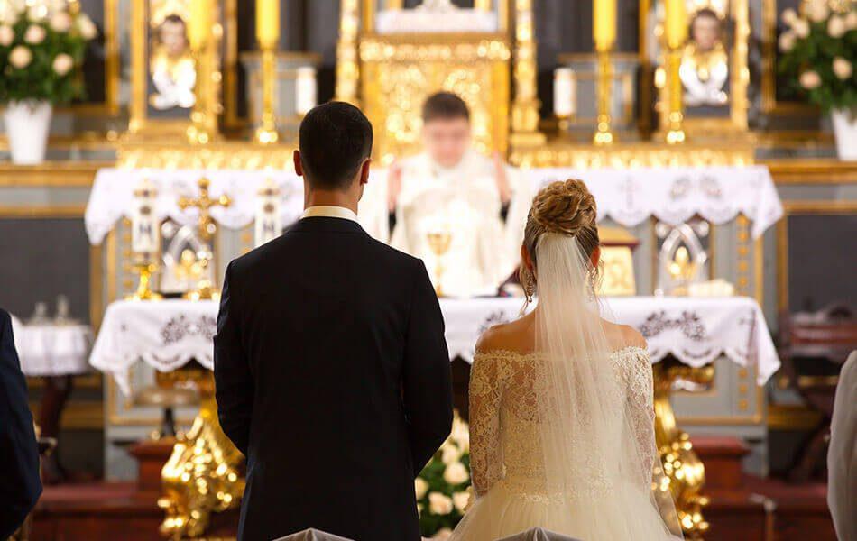 Kirchliche-Hochzeit